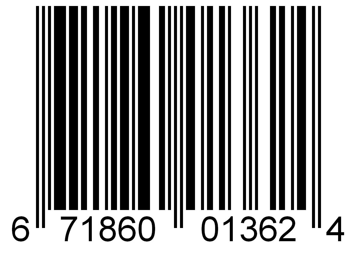 Barcode clipart magazine barcode Vargas: Code A bernard com