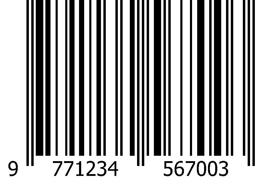 Barcode clipart magazine cover Science Mathematics Magazine Science Technology