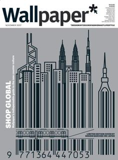Barcode clipart magazine cover #9