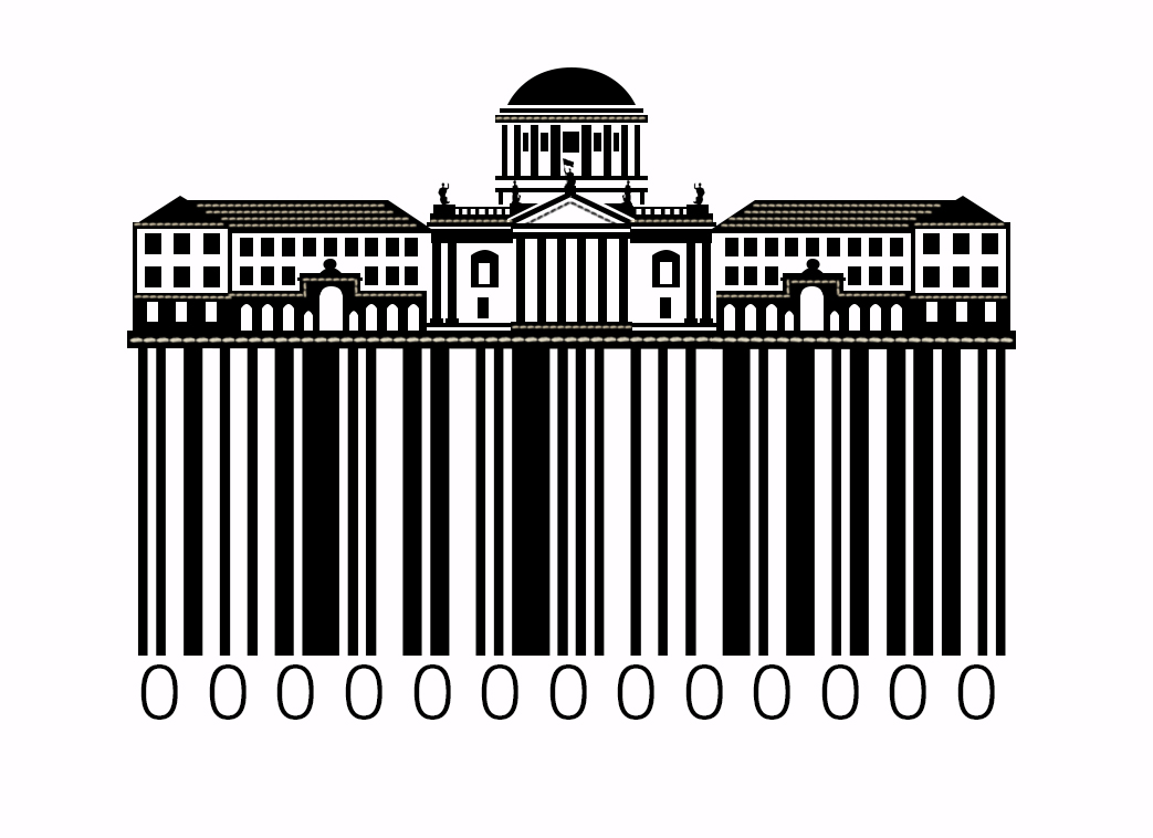 Barcode clipart real Illustrated on on  Behance