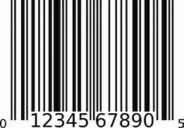 Barcode clipart real Upc at royalty Numbers Bar