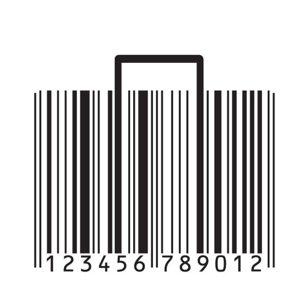 Barcode clipart real #2