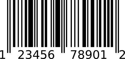 Barcode clipart special UPC A html png UPC