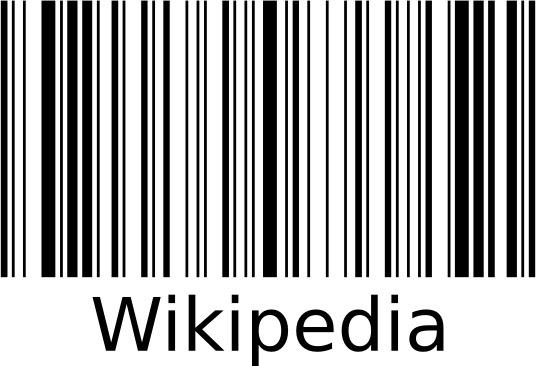 Barcode clipart unique (73  vector) Wikipedia free