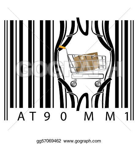 Barcode clipart unique Coming barcode barcode Vector