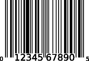 Barcode clipart white background A Bar  Upc Bar