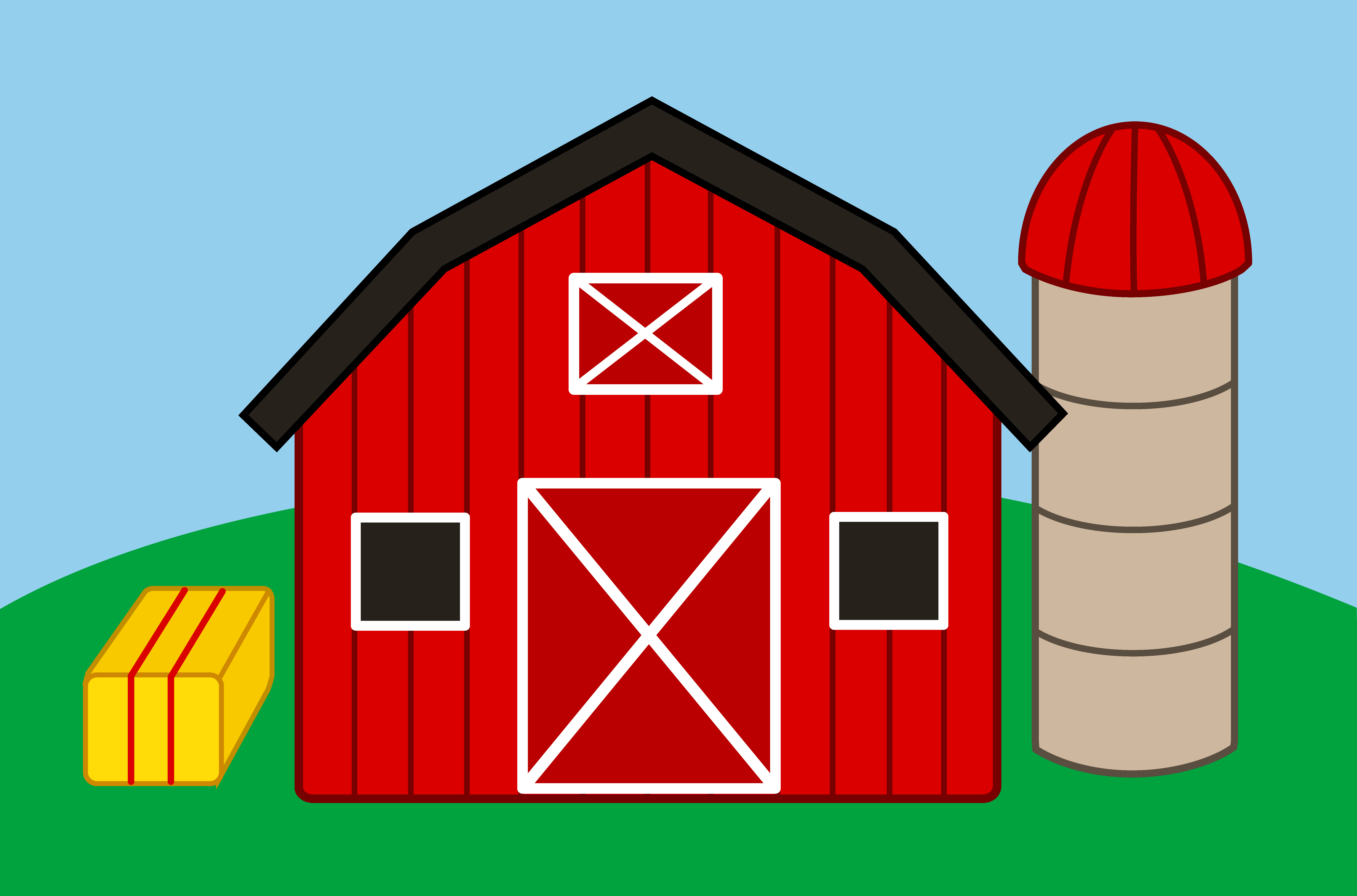 Setting clipart system Clipart pictures of of barn