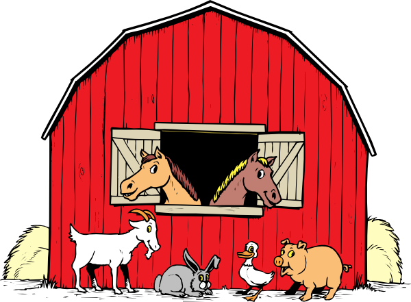 Barn clipart As: online this image Clip