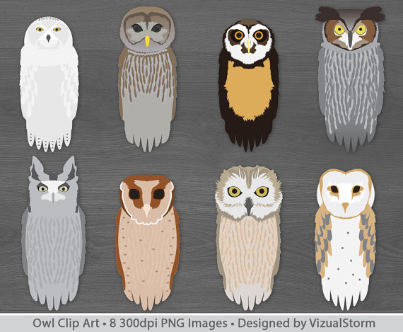 Barn clipart snowy Illustration Owl Barn Great Owl
