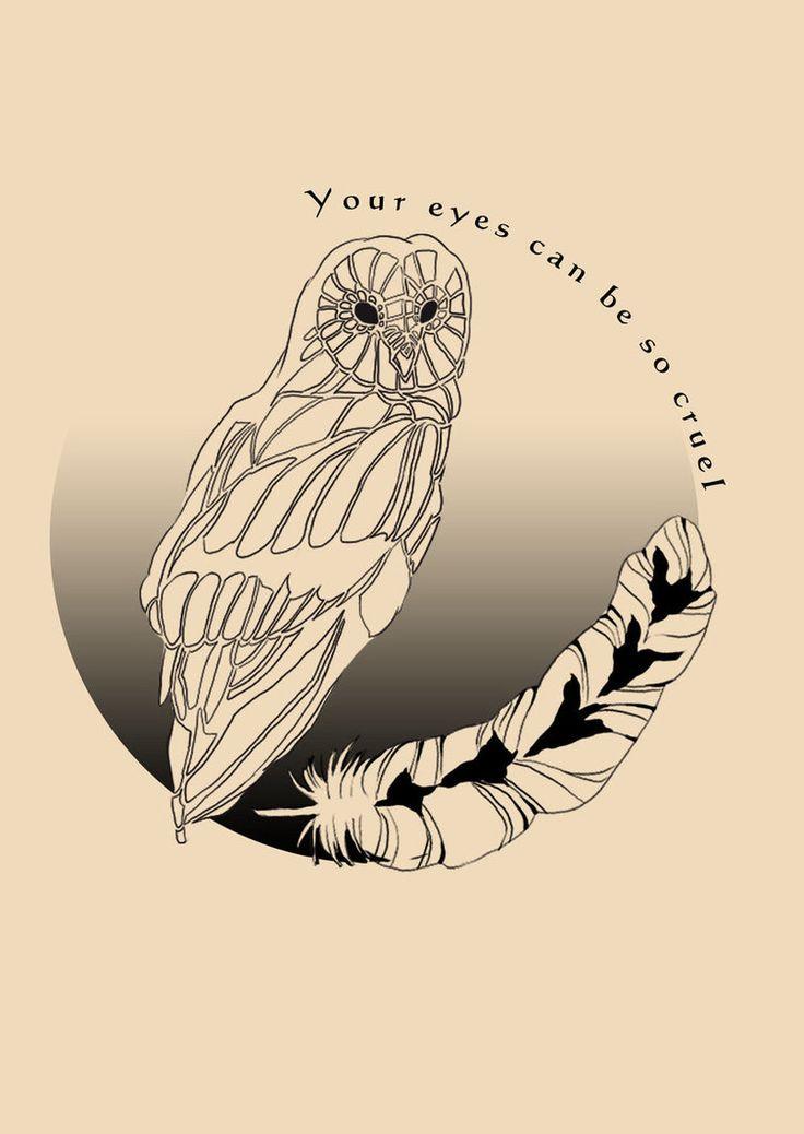 Barn Owl clipart labyrinth #2