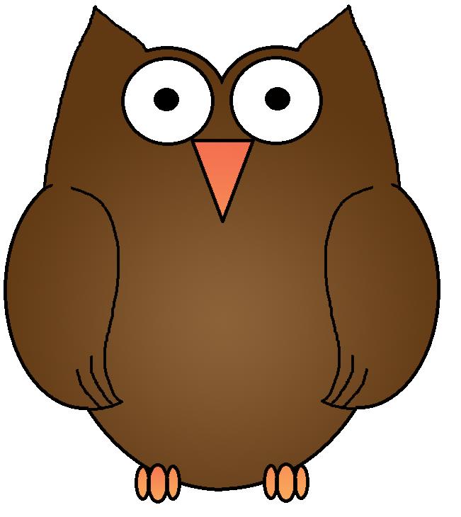 Owlet clipart brown Com pdclipart clipart owl clipart