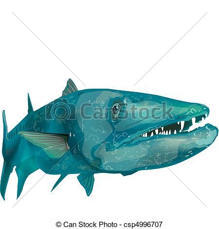 Barracuda clipart Free swimming patrimonio12/2 87 and