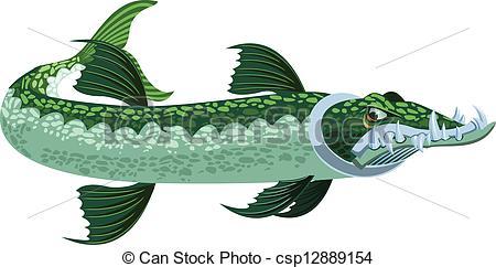 Barracuda clipart Free barracuda cartoony/stylized 87 and