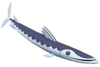 Barracuda clipart octonauts Powered Barracuda Wiki FANDOM Wikia