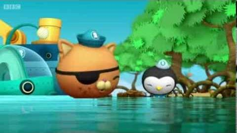 Barracuda clipart octonauts Wikia Octonauts by powered and
