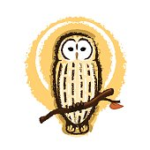 Barred Owl clipart Barred Clipart me Barred 47