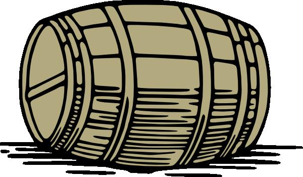 Barrel clipart As: com  Clker online