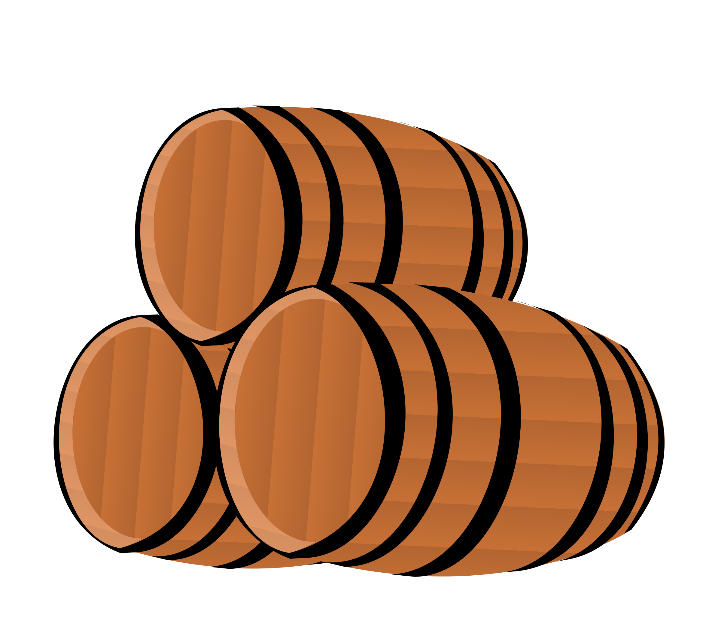 Pirate clipart barrel #12