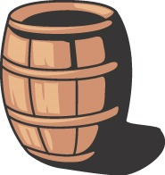 Barrel clipart Free Clipart Panda Clipart barrel%20clipart