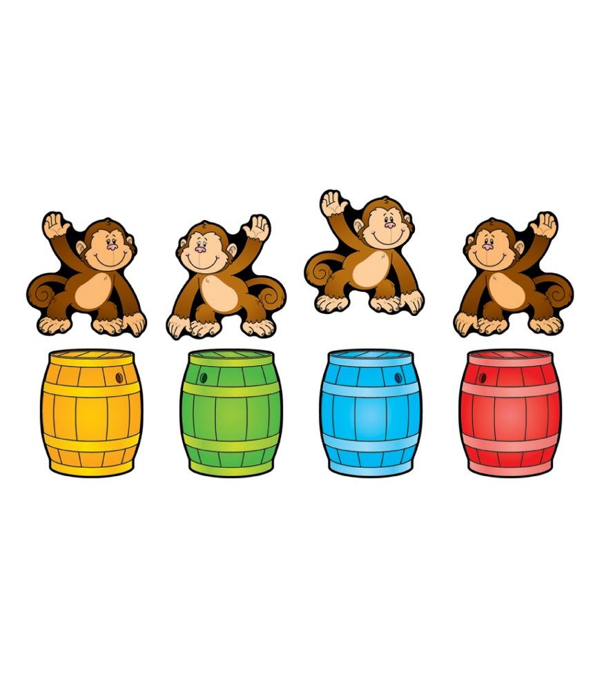 Barrel clipart monkey #CDWish13 Holiday Barrels  My