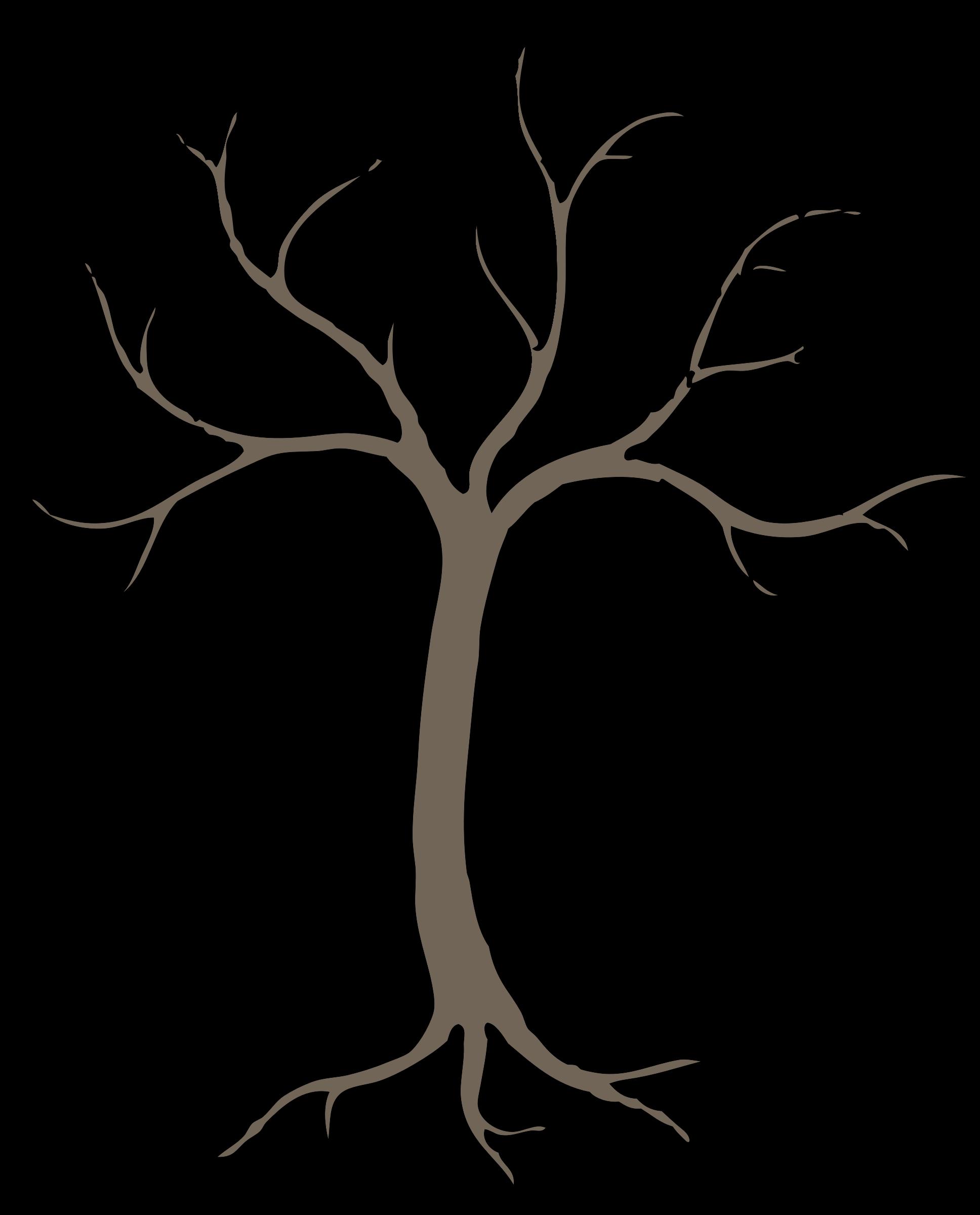 Barren clipart Barren tree tree Clipart barren