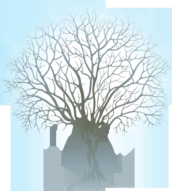 Winter clipart winter tree Web Interesting Web art Clip