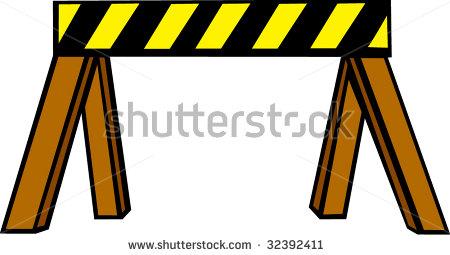 Barrier clipart Clipart Barrier Police Barricade cliparts