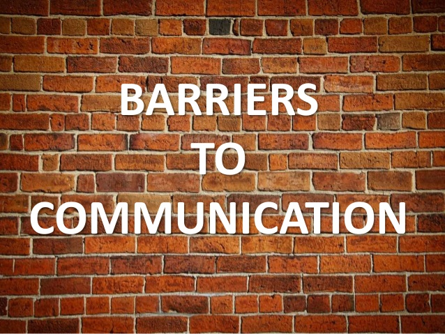 Barrier clipart communication clipart TO to BARRIERS Barriers COMMUNICATION