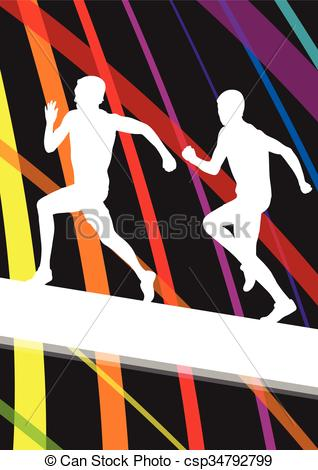 Barrier clipart Active and graphic Vectors and