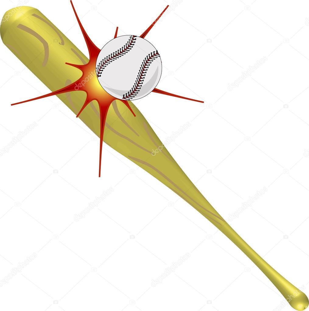 Baseball Bat clipart ball Clipart photo#5 Bat Clipart Hitting