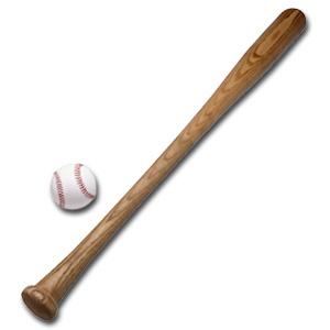 Baseball Bat clipart ball Clipart Cartoon Baseball Pictures Bats