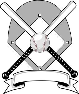 Baseball clipart batting #5