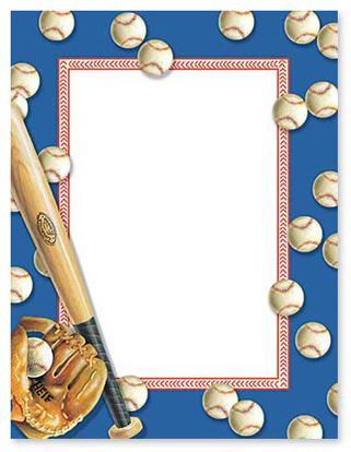 Baseball clipart boarder Art Depot Up Border Download