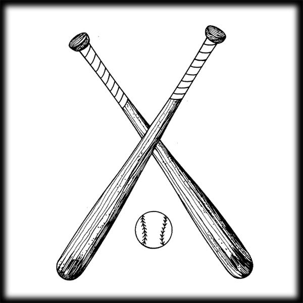Bat clipart base ball Collection bat Baseball ball Baseball