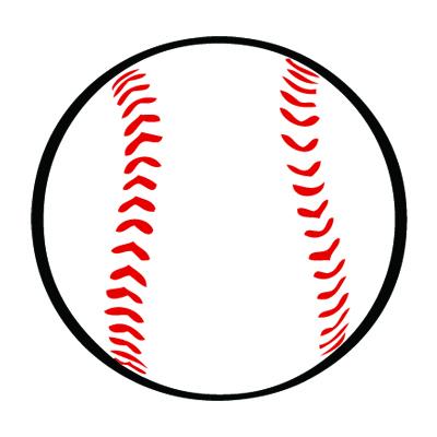 Baseball clipart Clipartix 13 wikiclipart baseball Free