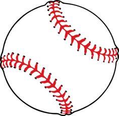 Maroon clipart baseball Clip clip art  art