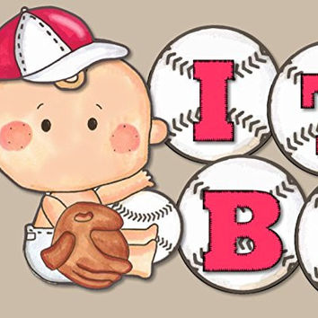 Baseball clipart baby baseball Shower Products BOY!