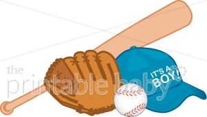 Baseball clipart baby boy Clipart Baseball Clipart Accessories Boy