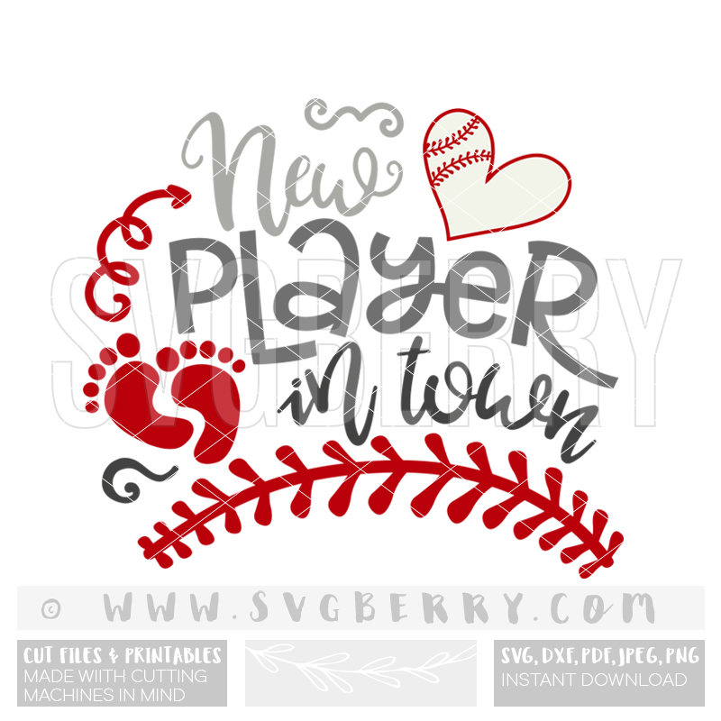 Baseball clipart baby boy New SVG home boy file