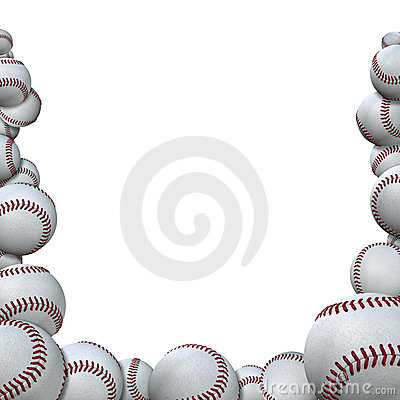 Baseball clipart banner Banner Baseball Clipart
