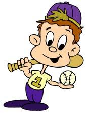 Baseball clipart baseball game Game Baseball ready ball Free