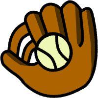 Baseball clipart baseball glove – clipart baseball glove baseball