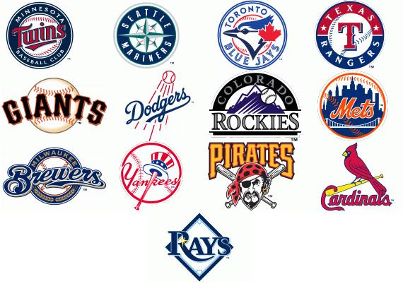 Baseball clipart baseball team #4
