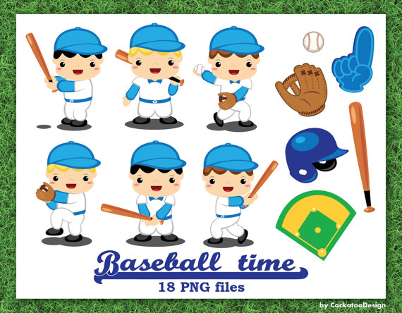 Baseball clipart baseball team Sport softball commercial clipart team