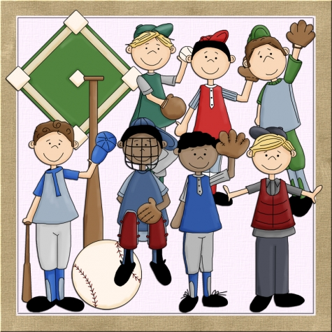 Baseball clipart baseball team Download Youth Clipart Team –