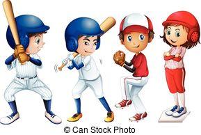 Baseball clipart baseball team #6