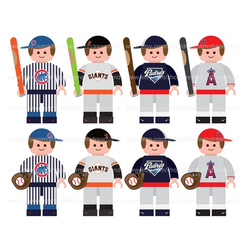 Baseball clipart baseball team #13