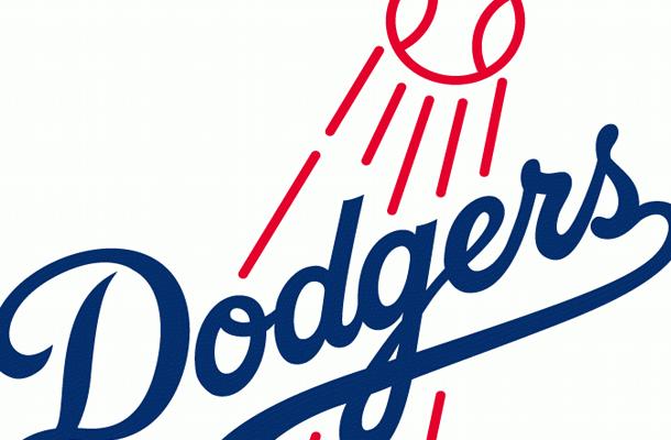 Baseball clipart dodgers #11