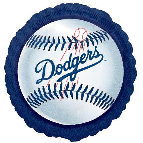 Baseball clipart dodgers #6