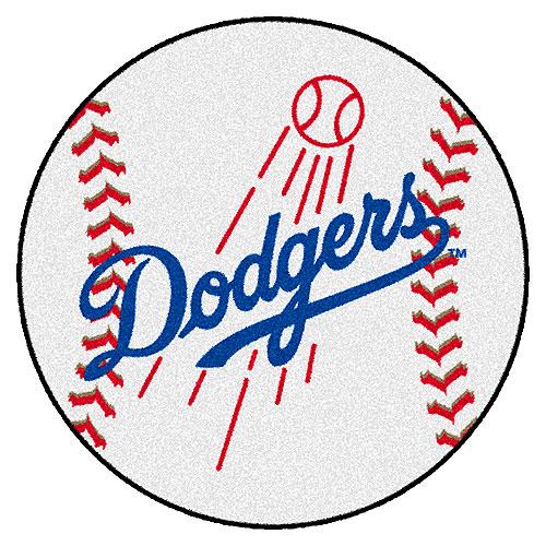 Baseball clipart dodgers #12